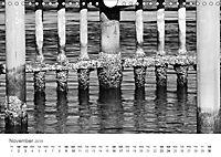 (H2O)12 in B&W (Wall Calendar 2019 DIN A4 Landscape) - Produktdetailbild 11