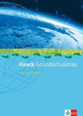 Haack Grundschul-Atlas, Ausgabe Berlin / Brandenburg, m. CD-ROM u. Arbeitsheft