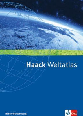 Haack Weltatlas für Baden-Württemberg