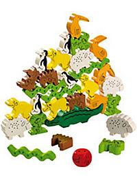 """HABA 4478 """"Tier auf Tier"""", Kinderspiel - Produktdetailbild 2"""