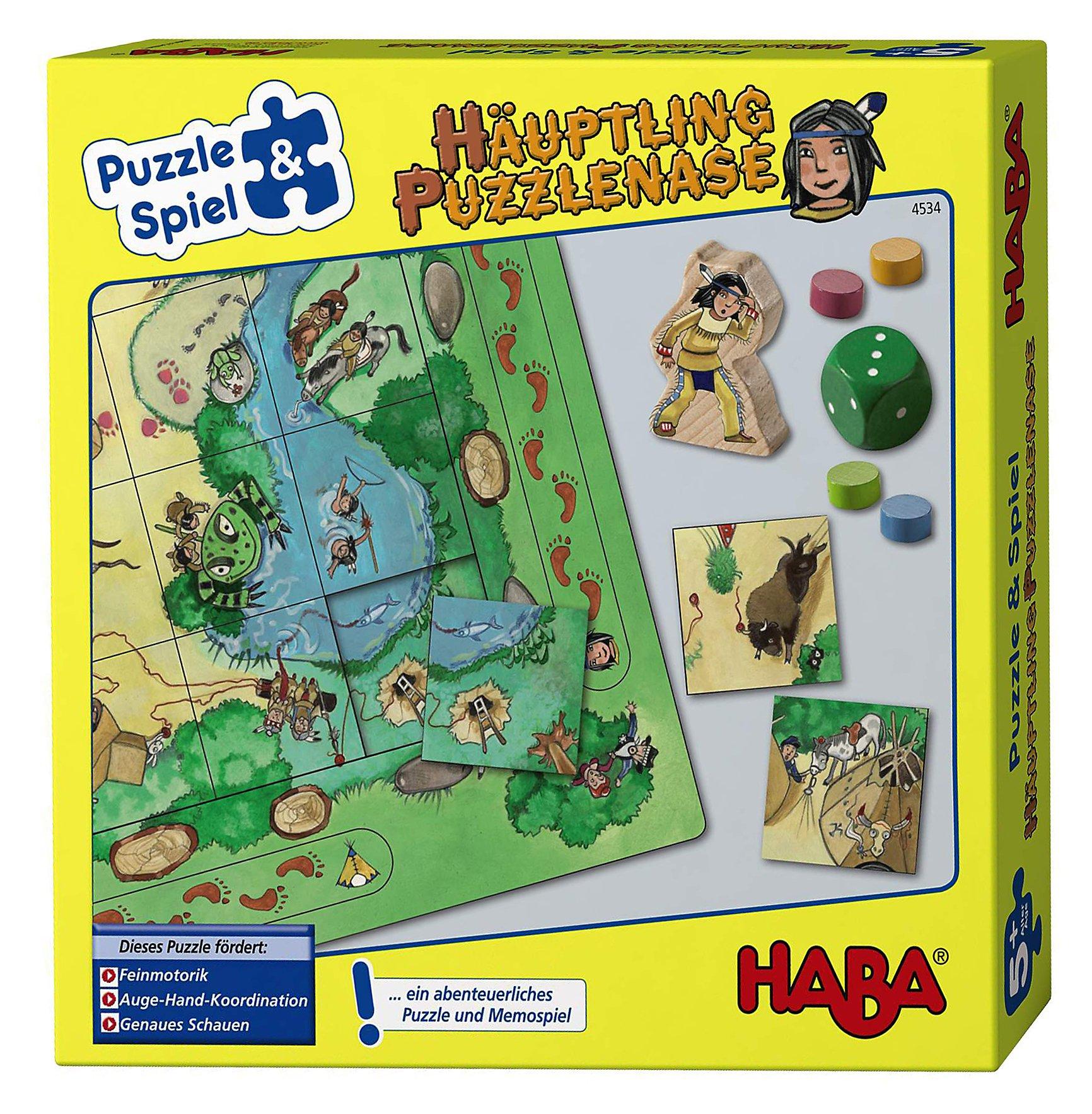 Puzzle Spiel