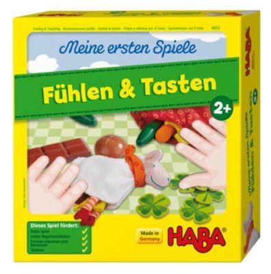 Haba 4653 Meine ersten Spiele Fühlen und Tasten