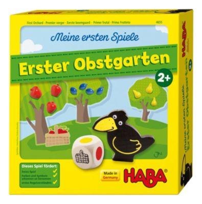Haba 4655 Meine ersten Spiele Erster Obstgarten