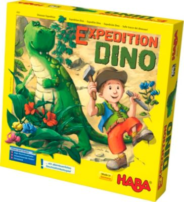 HABA - Expedition Dino (Spiel), Gunter Baars