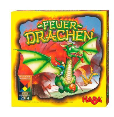 HABA Feuerdrachen (Kinderspiel)