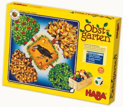 HABA Obstgarten, Kinderspiel