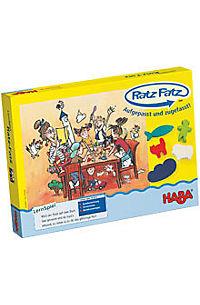 """HABA - Ratz-Fatz """"Aufgepasst und zugefasst"""", Kinderspiel - Produktdetailbild 1"""