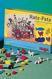 """HABA - Ratz-Fatz """"Aufgepasst und zugefasst"""", Kinderspiel - Produktdetailbild 3"""