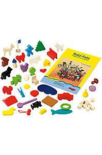 """HABA - Ratz-Fatz """"Aufgepasst und zugefasst"""", Kinderspiel - Produktdetailbild 2"""