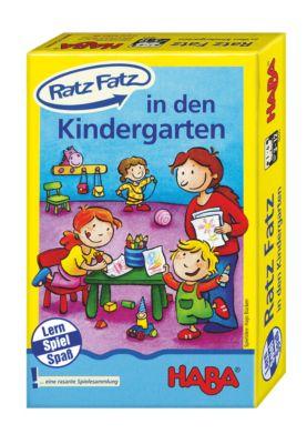 HABA - Ratz-Fatz in den Kindergarten, Lernspiel