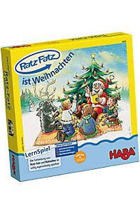 """HABA - Ratz-Fatz """"ist Weihnachten"""", Lernspiel - Produktdetailbild 1"""