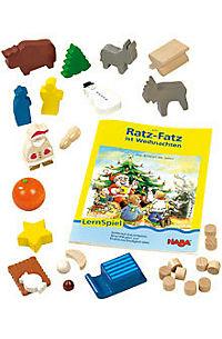 """HABA - Ratz-Fatz """"ist Weihnachten"""", Lernspiel - Produktdetailbild 2"""