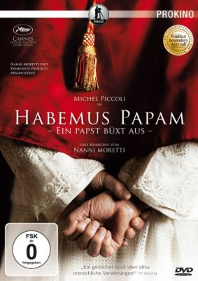 Habemus Papam, Michel Piccoli, Ulrich von Dobschütz