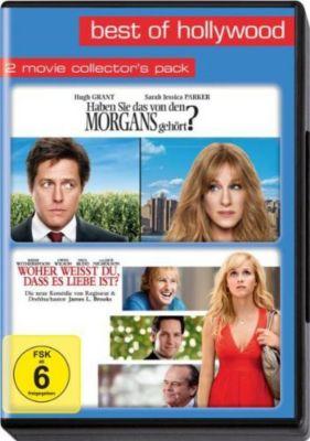 Haben Sie das von den Morgans gehört? / Woher weißt du, dass es Liebe ist?