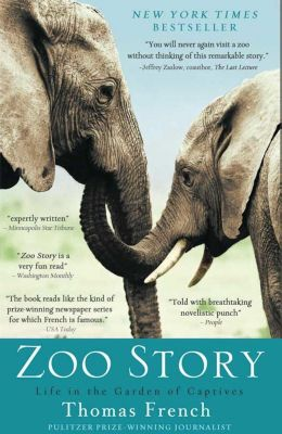 Hachette Books: Zoo Story, Thomas French