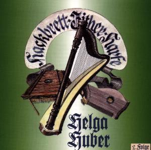 Hackbrett-Zither-Harfe 2, Helga Huber
