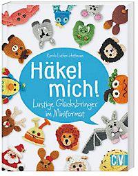 Bookies Tierische Lesezeichen Zum Häkeln By Supergurumi Weltbildat