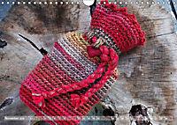 Häkelimpressionen - Gehäkelte Ideen für Haus und Garten (Wandkalender 2019 DIN A4 quer) - Produktdetailbild 11