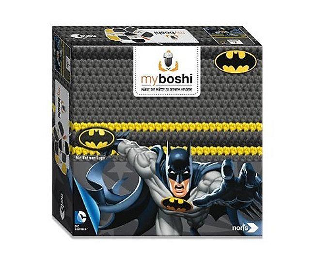 Häkelmütze Myboshi Superhelden Batman Bestellen Weltbildde