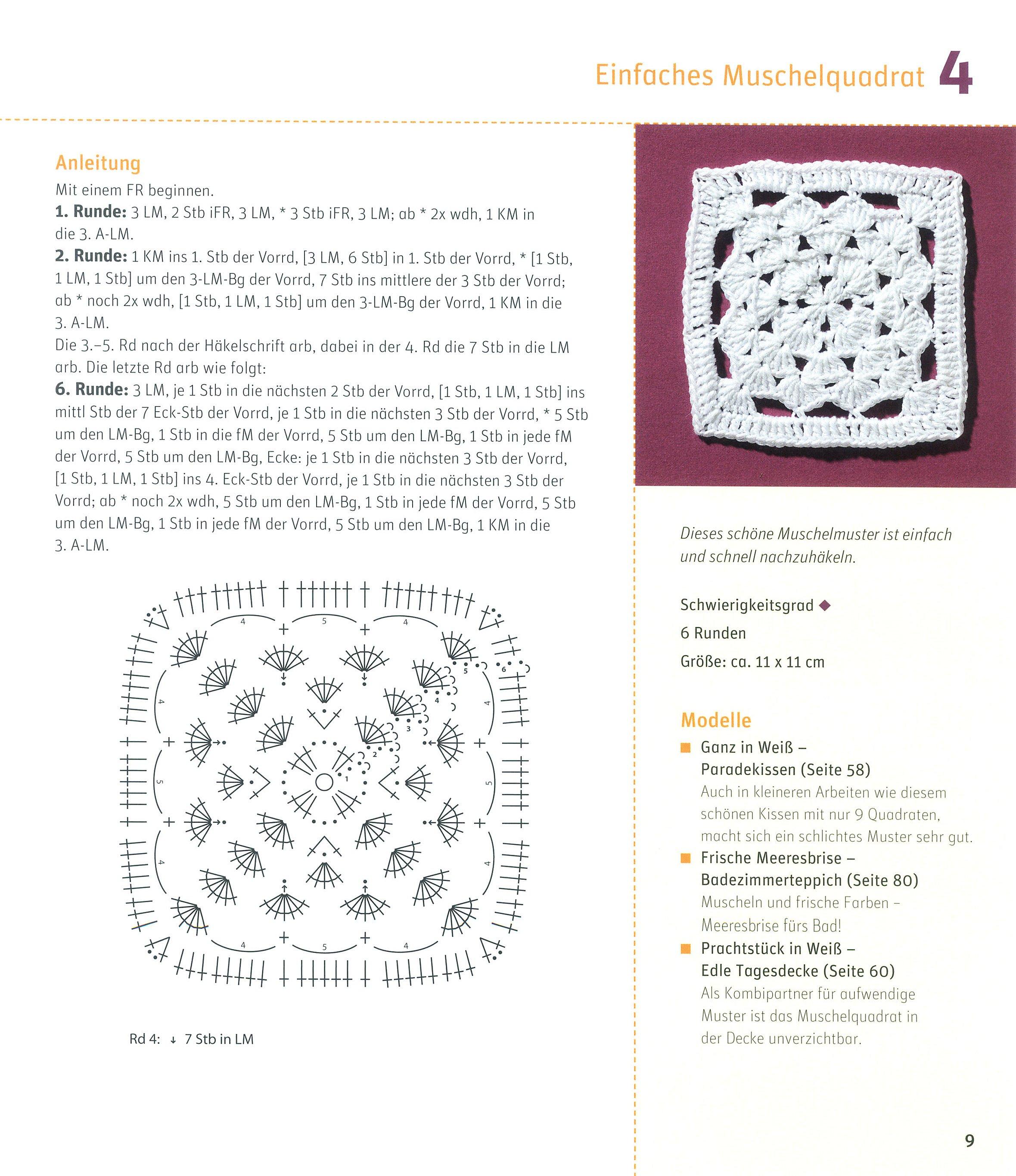 Häkeln Im Quadrat Buch Von Stephanie Thies Portofrei Weltbildde