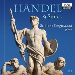 Händel:9 Suites, Georg Friedrich Händel