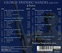 Händel:9 Suites - Produktdetailbild 1