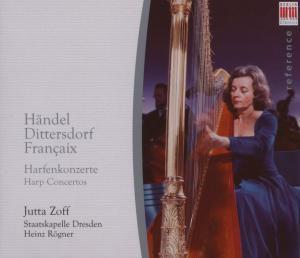 Händel / Dittersdorf / Francaix, J. Zoff, H. Rögner, Staka Dresden