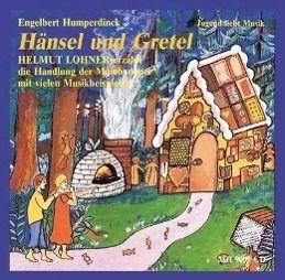 Hänsel und Gretel, 1 CD-Audio