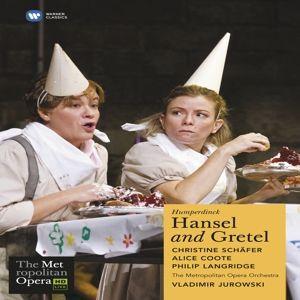 Hänsel Und Gretel, Jurowski, Schäfer, Coote, Various