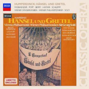 Hänsel Und Gretel (Ga), Engelbert Humperdinck