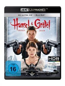Hänsel und Gretel - Hexenjäger, Gemma Arterton Jeremy Renner