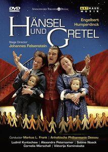 Hänsel und Gretel - Oper von Engelbert Humperdinck, Sabine Noack, Cornelia Marschall, Ludmil Kuntschew, Alexandra Petersamer