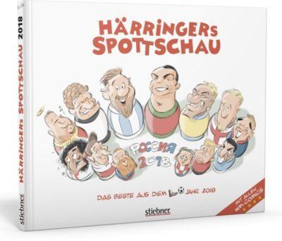 Härringers Spottschau, Das Beste aus dem Fußballjahr 2018 - Christoph Härringer |
