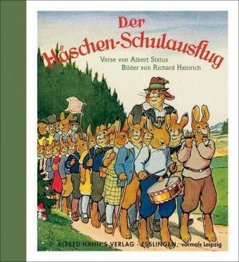 Häschen-Schulausflug, Miniausgabe, Albert Sixtus, Richard Heinrich