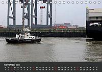 Hafen Hamburg 2019 (Tischkalender 2019 DIN A5 quer) - Produktdetailbild 11