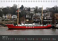 Hafen Hamburg 2019 (Tischkalender 2019 DIN A5 quer) - Produktdetailbild 4