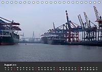 Hafen Hamburg 2019 (Tischkalender 2019 DIN A5 quer) - Produktdetailbild 8