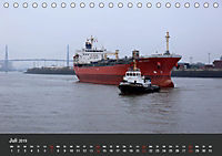 Hafen Hamburg 2019 (Tischkalender 2019 DIN A5 quer) - Produktdetailbild 7