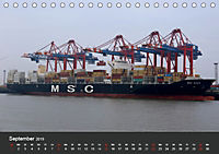 Hafen Hamburg 2019 (Tischkalender 2019 DIN A5 quer) - Produktdetailbild 9