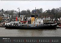 Hafen Hamburg 2019 (Wandkalender 2019 DIN A2 quer) - Produktdetailbild 1