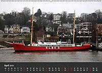 Hafen Hamburg 2019 (Wandkalender 2019 DIN A2 quer) - Produktdetailbild 4