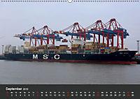Hafen Hamburg 2019 (Wandkalender 2019 DIN A2 quer) - Produktdetailbild 9