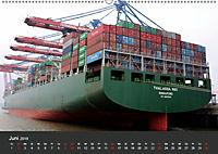Hafen Hamburg 2019 (Wandkalender 2019 DIN A2 quer) - Produktdetailbild 6