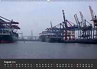 Hafen Hamburg 2019 (Wandkalender 2019 DIN A2 quer) - Produktdetailbild 8