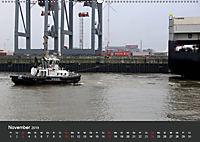 Hafen Hamburg 2019 (Wandkalender 2019 DIN A2 quer) - Produktdetailbild 11
