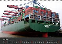 Hafen Hamburg 2019 (Wandkalender 2019 DIN A3 quer) - Produktdetailbild 6