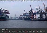 Hafen Hamburg 2019 (Wandkalender 2019 DIN A3 quer) - Produktdetailbild 8