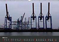 Hafen Hamburg 2019 (Wandkalender 2019 DIN A3 quer) - Produktdetailbild 5