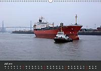 Hafen Hamburg 2019 (Wandkalender 2019 DIN A3 quer) - Produktdetailbild 7
