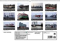 Hafen Hamburg 2019 (Wandkalender 2019 DIN A3 quer) - Produktdetailbild 13